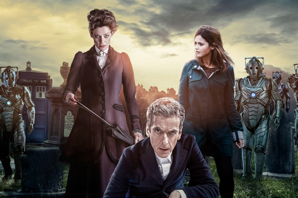 Death in Heaven: She-Geeks Series 8 Episode 12 (Finale!) Review