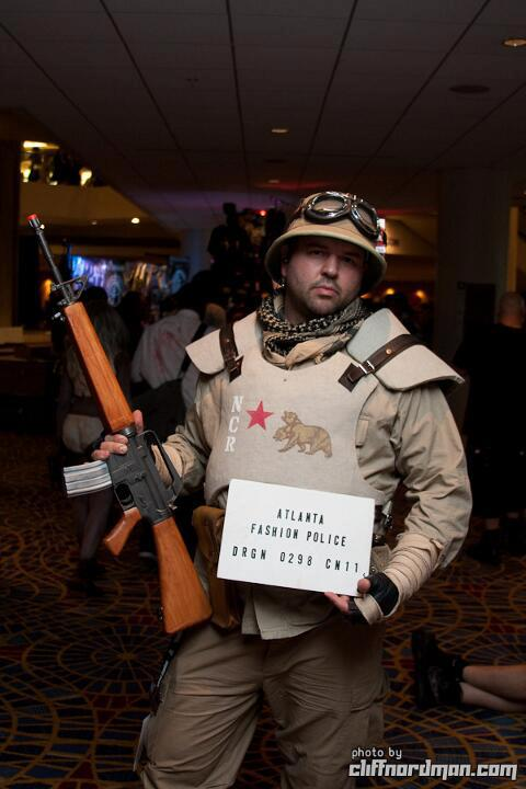 Ncr Trooper Cosplay cosplay spotlight on brian held jr.